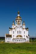 Церковь Всех Святых, в земле Российской просиявших (строящаяся) - Ступино - Ступинский район - Московская область