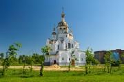 Ступино. Всех Святых, в земле Российской просиявших (строящаяся), церковь