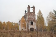 Церковь Спаса Преображения - Шалгободуновский погост - Кирилловский район - Вологодская область