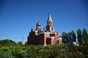 Чёрновский. Духа Святого Сошествия, церковь