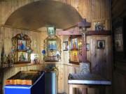 Кашпир. Подворье Сызранского Вознесенского монастыря. Часовня Феодоровской иконы Божией Матери