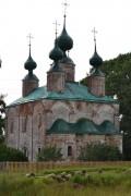 Сербилово. Спасо-Кукоцкий монастырь. Собор Спаса Преображения
