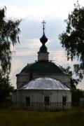 Сербилово. Спасо-Кукоцкий монастырь. Церковь Введения во храм Пресвятой Богородицы
