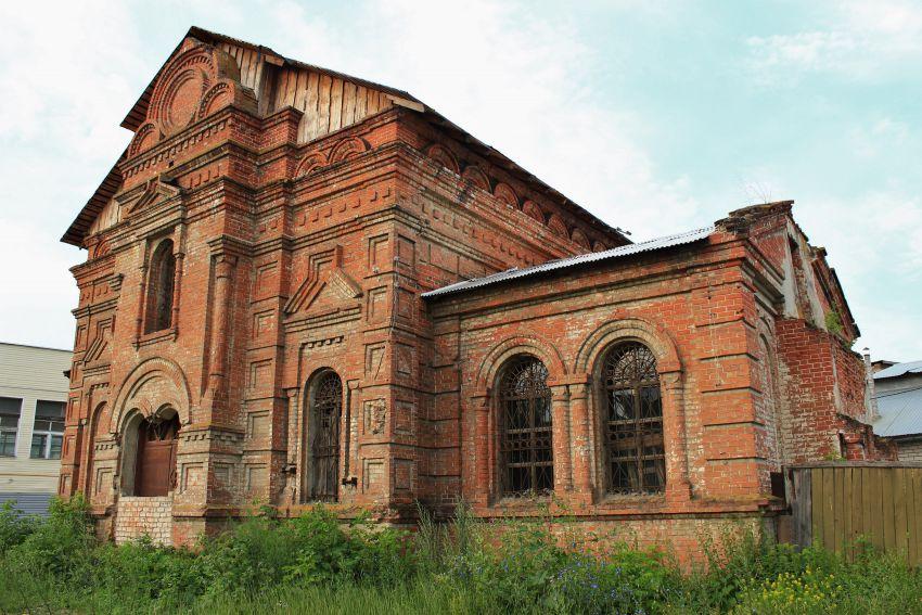 Церковь Воздвижения Креста Господня, Сызрань