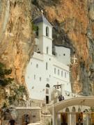 Монастырь Острог. Церковь Воздвижения Креста Господня - Острог - Черногория - Прочие страны