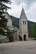 Острог. Монастырь Острог. Церковь Троицы Живоначальной