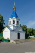 Казань. Кизический Введенский монастырь. Колокольня (новая)