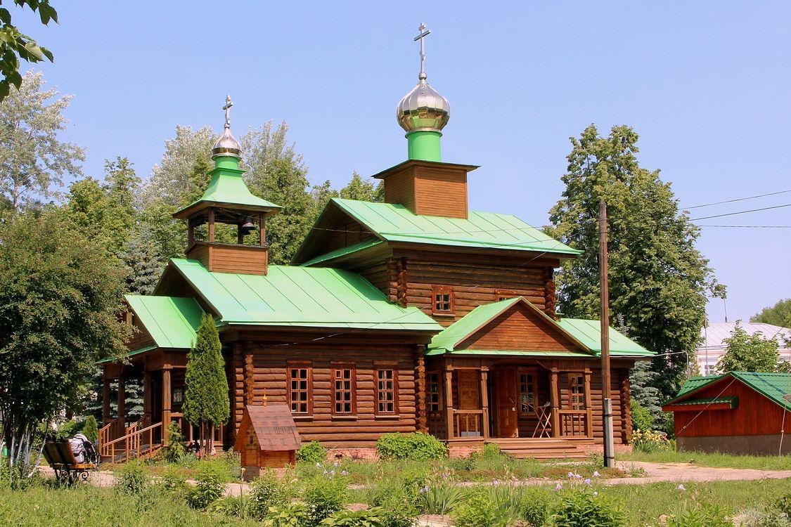 Церковь Варнавы Ветлужского, Варнавино