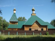 Церковь Серафима Саровского - Пенза - Пензенский район и г. Пенза - Пензенская область
