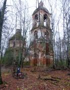 Георгиевский Погост, урочище. Георгия Победоносца, церковь