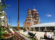 Параскевиевский монастырь. Собор Петра и Павла - Бурсук (Хынку) - Ниспоренский район - Молдова