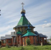 Церковь Георгия Победоносца - Пруды - Краснобаковский район - Нижегородская область