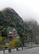 Монастырь Святых Архангелов - Международный автомобильный пункт пропуска «Дариали» - Мцхета-Мтианетия - Грузия