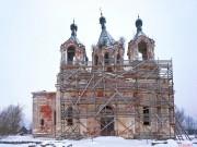 Михайлова Гора. Спаса Преображения, церковь