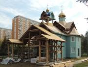 Церковь Жён-Мироносиц - Москва - Юго-Восточный административный округ (ЮВАО) - г. Москва