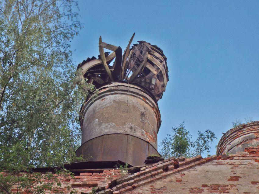 Церковь Михаила Архангела, Суходол