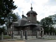 Огоньки. Троицы Живоначальной, церковь