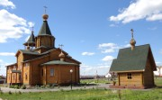 Церковь Сергия Радонежского - Верхняя Верея - г. Выкса - Нижегородская область