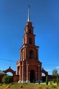 Тюнино. Богородицко-Тихоновский Тюнинский женский монастырь. Колокольня