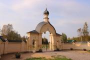 Сяндемский Успенский женский монастырь - Сяндеба - Олонецкий район - Республика Карелия