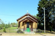 Церковь Новомучеников и исповедников Церкви Русской - Оскуй - Чудовский район - Новгородская область