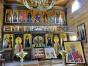 Исток Днепра. Князе-Владимирский мужской монастырь. Церковь Владимира равноапостольного