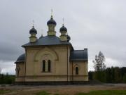 Сяндеба. Сяндемский Успенский женский монастырь. Собор Успения Пресвятой Богородицы