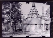 Битягово. Серафимо-Знаменский скит. Церковь Серафима Саровского и