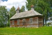 Неизвестная старообрядческая моленная - Маслово - Дагдский край - Латвия