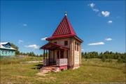 Часовня Георгия Победоносца - Почепалово - Ильинский район - Ивановская область