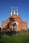 Пальцево. Спасский Пальцевский женский монастырь. Церковь Спаса Нерукотворного Образа