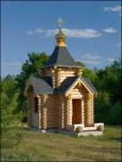 Неизвестная часовня (строящаяся) - Полибино - Данковский район - Липецкая область