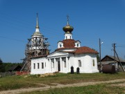 Церковь Спаса Преображения - Чернышёво - Кадыйский район - Костромская область