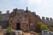 Аланья. Константина, церковь