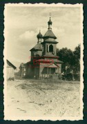 Дворец. Троицы Живоначальной, церковь