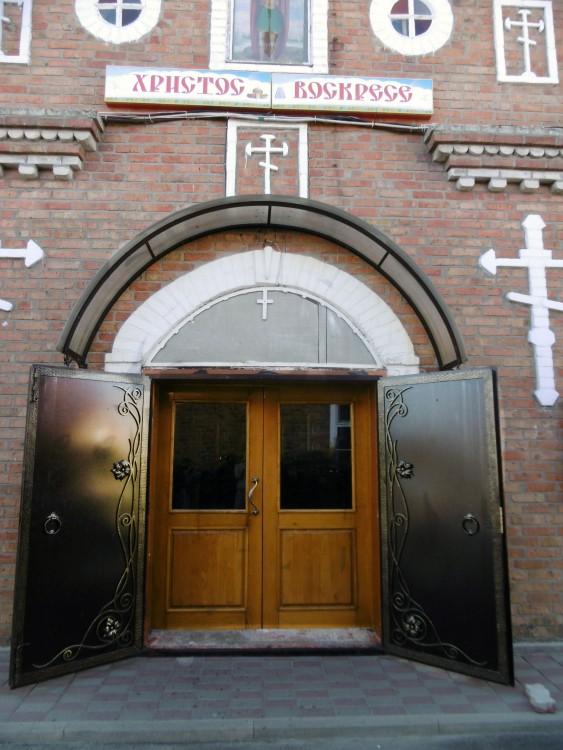 Церковь Георгия Победоносца, Кулешовка