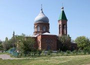 Церковь Спаса Преображения - Займо-Обрыв - Азовский район - Ростовская область