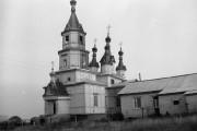 Николая Чудотворца церковь - Пахотный Усад - Починковский район - Нижегородская область