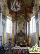 Прага. Николая Чудотворца, собор