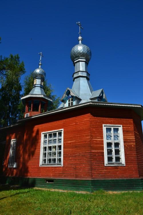 Церковь Александра Невского, Шеговары