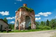 Церковь Вознесения Господня - Вознесенское - Верхнетоемский район - Архангельская область