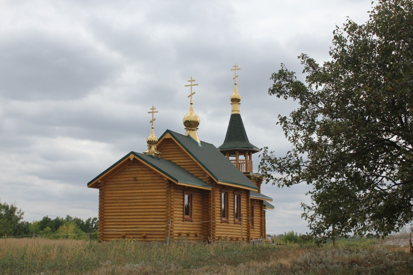 Церковь Спиридона Тримифунтского, Белогорье