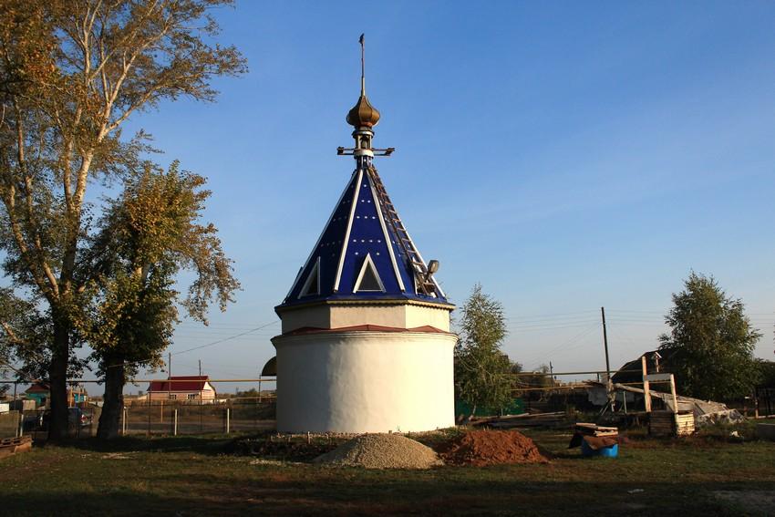 Церковь Сергия Радонежского, Берёзовка