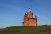 Церковь Михаила Архангела - Новая Хмелёвка, урочище - Елховский район - Самарская область
