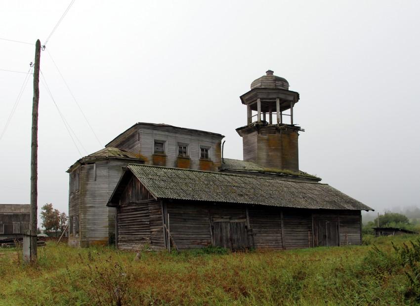 Церковь Рождества Христова, Болкачевская
