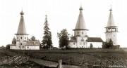 Церковь Успения Пресвятой Богородицы - Космозеро - Медвежьегорский район - Республика Карелия