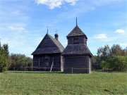 Озерцо. Троицы Живоначальной, церковь