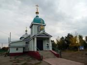 Церковь Троицы Живоначальной - Большая Глушица - Большеглушицкий район - Самарская область