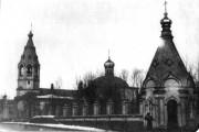Казань. Троицы Живоначальной в Ямской слободе, церковь