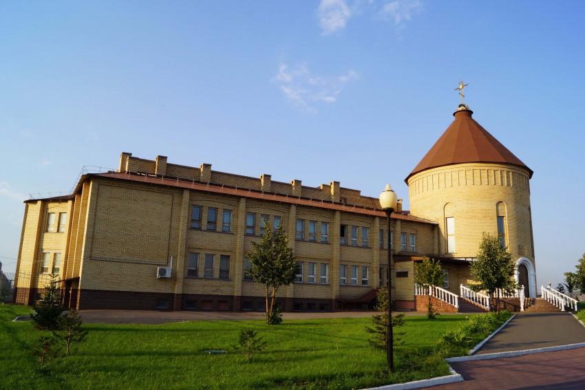 Домовая церковь Ризоположения при Епархиальном управлении Магнитогорской и Верхнеуральской епархии, Магнитогорск